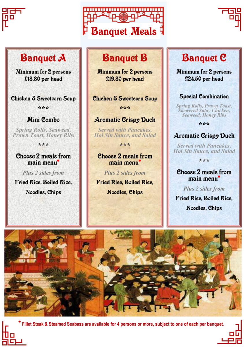 The Forum - In House Menu 2019-14